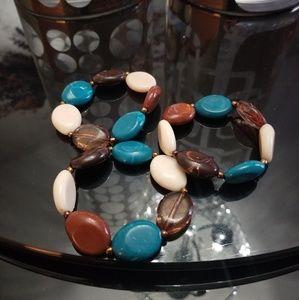 *NEW* J Crew 3 piece bracelet set